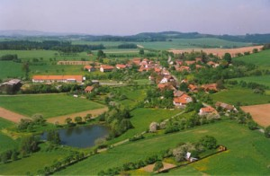 obec Sejřek - historie